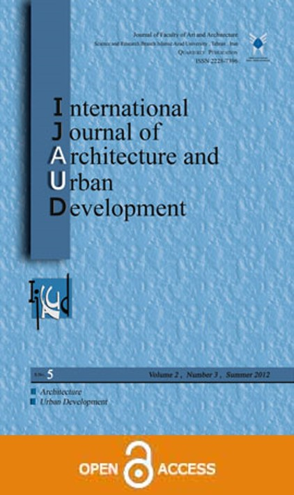 International Journal of Architecture and Urban Development